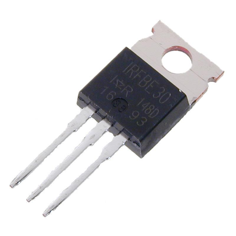 MOSFET (IRFBE30)